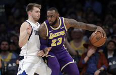 Rose recaptures MVP form with career-high 50 points while LeBron gives Lakers a fright before saving the day