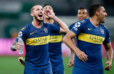 History in the making as rivals Boca Juniors and River Plate to meet in Copa Libertadores final