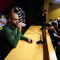 LIVE: Pep Guardiola's Camp Nou announcement