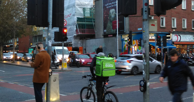 Uber Eats is about to launch its assault on the Dublin food-delivery market