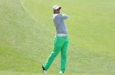 Wiesberger storms into Ballantine's lead