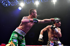 Kildare's Dennis Hogan becomes mandatory challenger for long sought-after world title