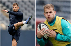 'Workaholic' Ruddock captains as Schmidt looks for seamless Ireland debuts