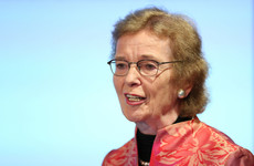 Mary Robinson appointed as chair of The Elders