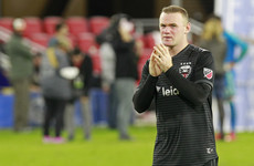 Heartbreak for Wayne Rooney, as DC United exit MLS Cup play-offs