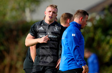 Grand Slam-winner Leavy in Leinster line-up to face Kings