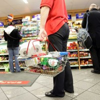 Retail sales on the up for second month running