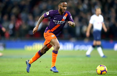 Sterling agrees new '£300,000 a week' City contract - reports