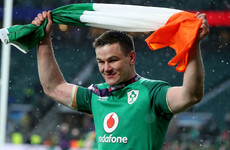 Johnny Sexton nominated for World Rugby Player of the Year award