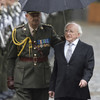 Higgins asks for inauguration to be moved to evening in light of Armistice events