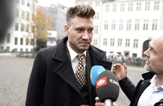 Nicklas Bendtner sentenced to 50 days in prison for assaulting taxi driver