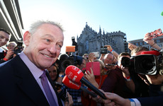 Travelling community challenge Peter Casey on Presidential campaign comments