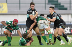 Hume hit crucial as Ulster surge in second half to beat Benetton