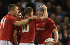 Davies scores on return as Wales beat sloppy Scotland in Cardiff