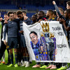 'We hope we did his family proud': Leicester dedicate emotional win to late owner