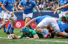 As it happened: Ireland v Italy, November Tests