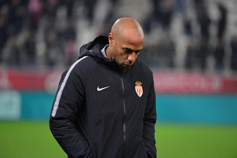 Henry has endured a difficult start at Monaco.