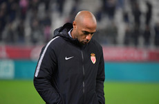 Henry still winless as struggling Monaco lose again at Reims