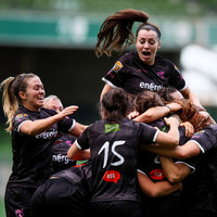 Parrock strike proves decisive as Wexford Youths seal league and cup double at the Aviva