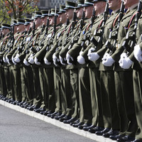 'A retention crisis': Concerns raised as numbers serving in Defence Forces drops below 9,000