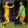 Preston's Gallagher goes from goalscorer to goalkeeper in crazy 15-minute cameo