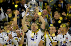 McEleney the FAI Cup hero as Dundalk bag second double in four years before 30,412 spectators