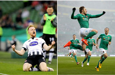 Hoare goes from hero to villain as Dundalk and Cork City score in frantic few minutes at FAI Cup final