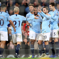 Aguero and Sterling inspire City to crushing win over Southampton