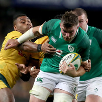 O'Mahony fully fit but Argentina Test 'might be too soon' for Kearney