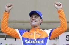 Tour of Romandie: Sánchez seizes the day
