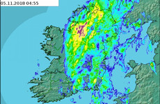 Rain warning remains in place for south-east with heavy downpours forecast throughout the week