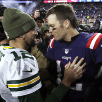 Brady and Patriots outduel Rodgers, Saints hand Rams first loss