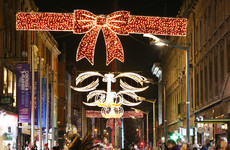 Iconic Dublin buildings and city streets to light up for 30 nights over Christmas