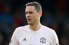 United midfielder Nemanja Matic explains his decision not to wear a poppy