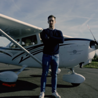 The flying winger: Munster star on course to becoming commercial pilot