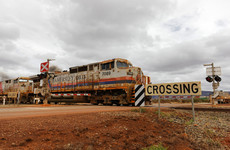 Train in Australia travels for 92 kilometres with no driver before being derailed