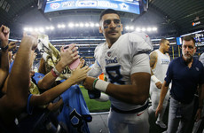 Titans pile the pressure on struggling Cowboys with Monday Night Football win