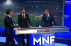 Darren Fletcher had an impressive debut on MNF last night