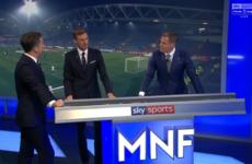 Darren Fletcher had an impressive debut on MNF last night