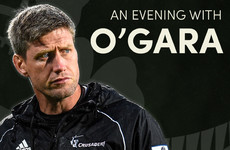 Join The42 for a special Ireland v All Blacks preview event with Ronan O'Gara
