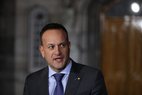 Taoiseach Leo Varadkar says he has not agreed to anything as of yet.