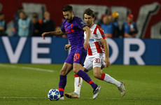 As it happened: Red Star Belgrade vs Liverpool, Champions League