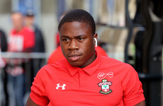 18-year-old Southampton striker earns praise after first Ireland call-up