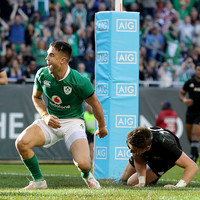 Joe Schmidt's Ireland: Increasingly big in New Zealand