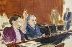 US mail bomb suspect appears in New York court