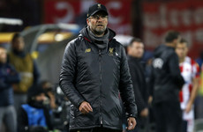 Klopp on Liverpool's defeat in Belgrade: 'What went wrong? I only have 10 fingers...'