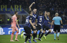 Icardi bags 87th minute-equaliser but Barcelona qualify for Champions League knockout stages