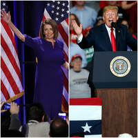 No big upsets as Trump's Republicans keep Senate and Democrats take House