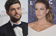Jack Whitehall and Kate Beckinsale have been caught out shifting... it's The Dredge