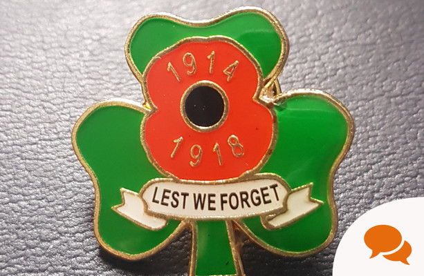 As we approach the centenary of Armistice Day, here's why I